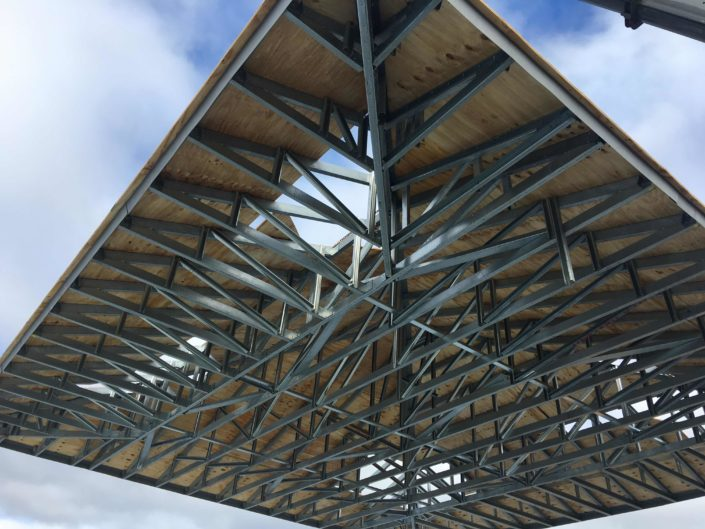 Metalite Truss Systems Of Florida Inc Cold Formed Light